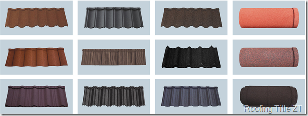 stonecoatedroofingtile thumb - Stone-coated roof tile