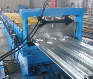 Floor decking roll forming machine 1 300x255 - 915 for floor roll forming machine equipment
