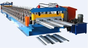 floor decking roll forming machine 300x165 - Color steel roll forming machine