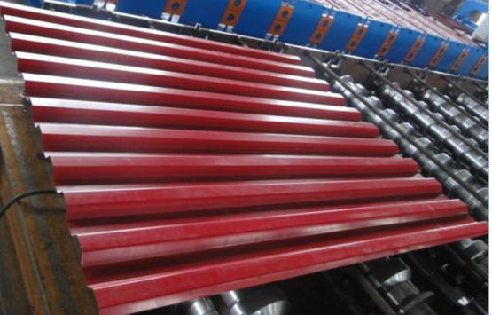 C8 roofing sheet roll forming machine_main