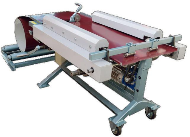Manual and small portable linear roll forming machine_main